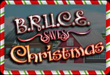 Load image into Gallery viewer, B.R.U.C.E. Saves Christmas
