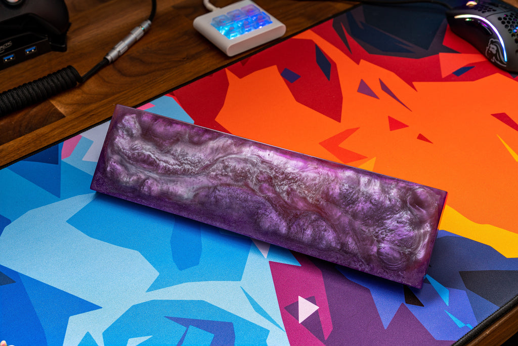[CLOSED] Purple Storm Wrist Rest