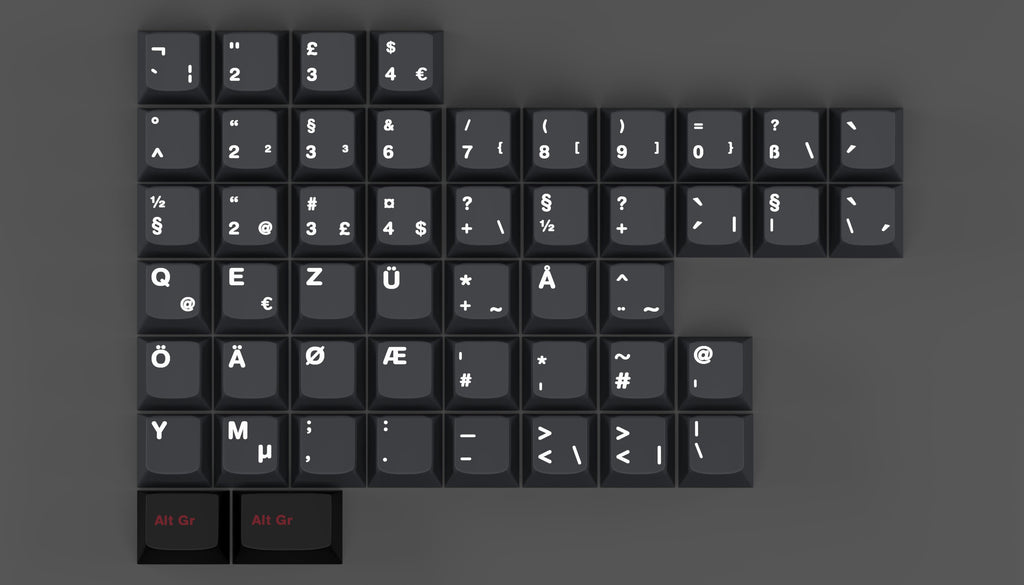 GMK Evil Dolch