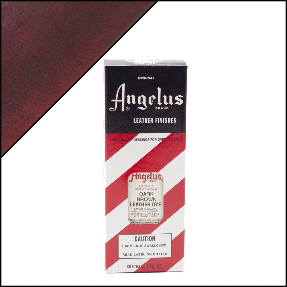 Angelus Leather Dye - Dark Brown