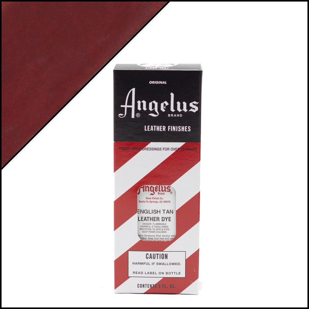 Angelus Leather Dye - English Tan