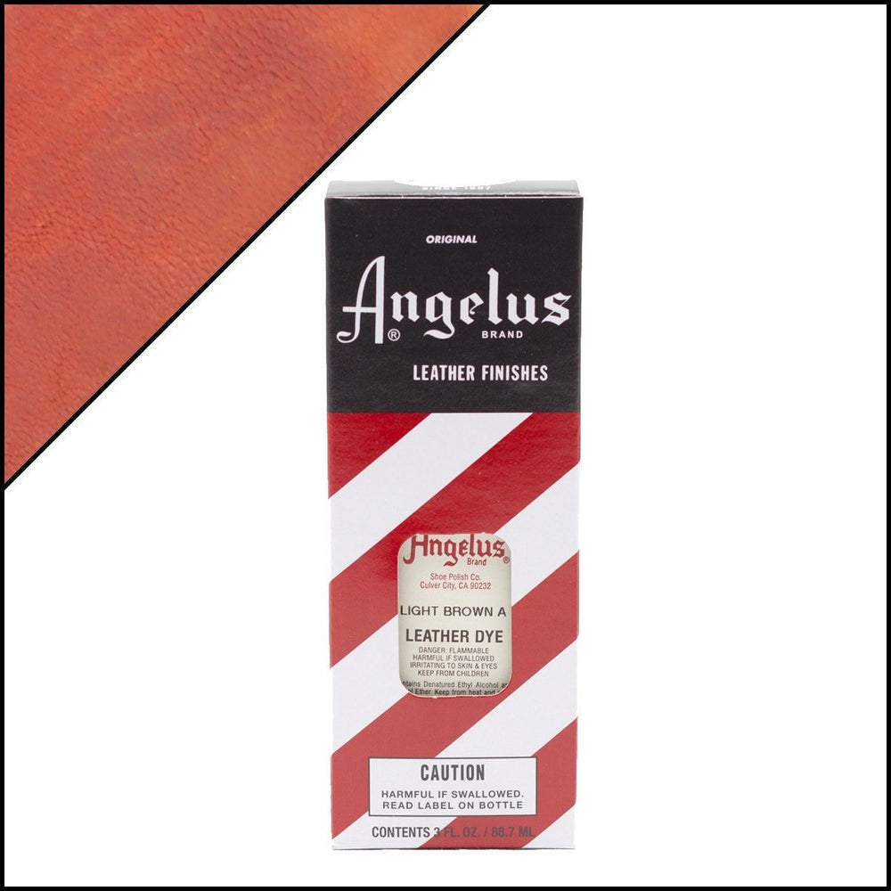 Angelus Leather Dye - Light Brown A