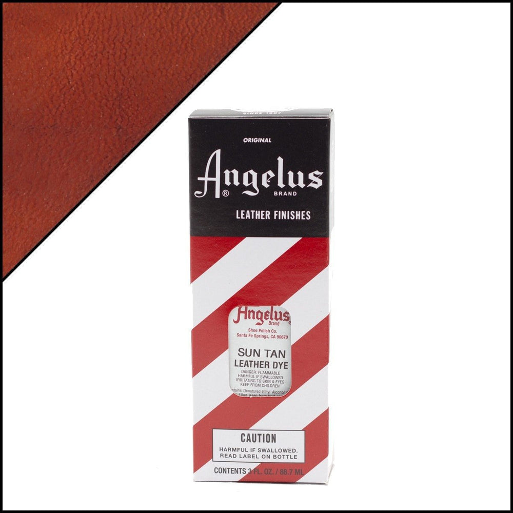 Angelus Leather Dye - Sun Tan