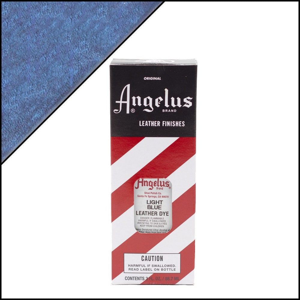Angelus Leather Dye - Light Blue