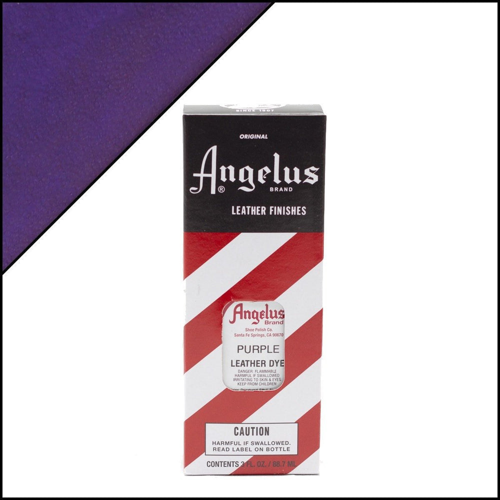 Angelus Leather Dye - Purple