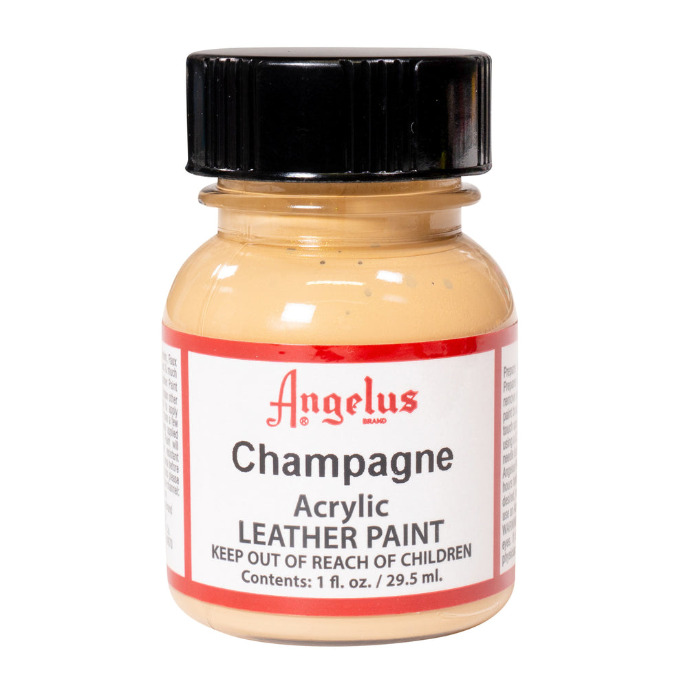 Angelus Acrylic Leather Paint - Champagne