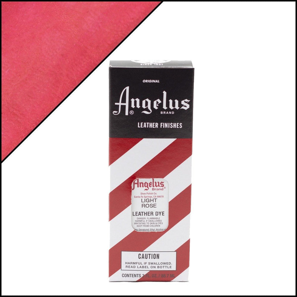 Angelus Leather Dye - Light Rose