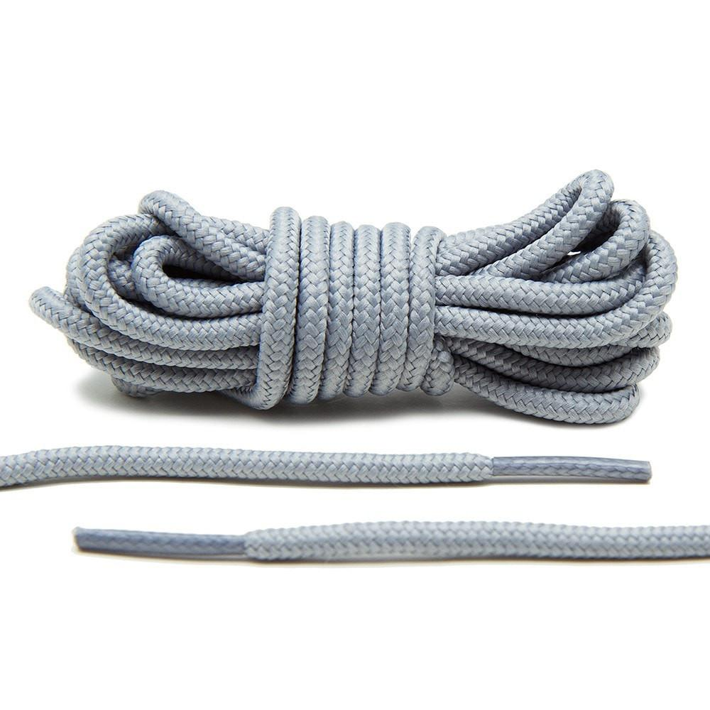 Lace Lab XI Rope Laces - Cool Grey