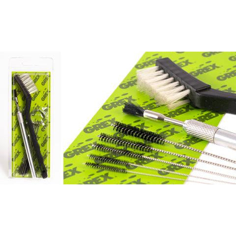 Grex FA02 - Full Cleaning Brush Set