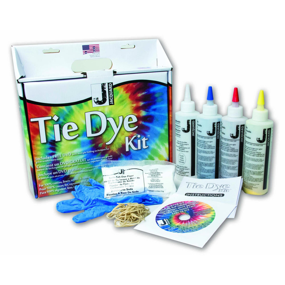 Jacquard Large Tie Dye Kit
