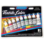Jacquard Textile Colors Paint Exciter Pack - Starter Set