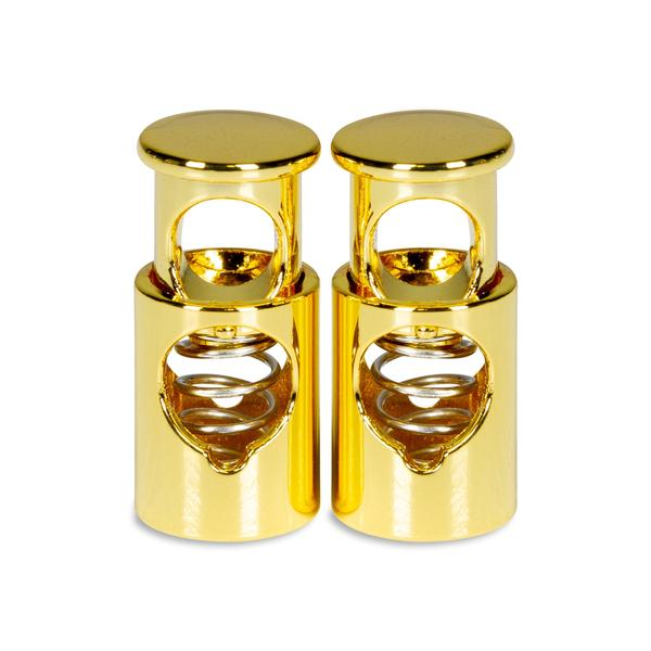 Lace Lab Gold Lace Locks - 1 Pair
