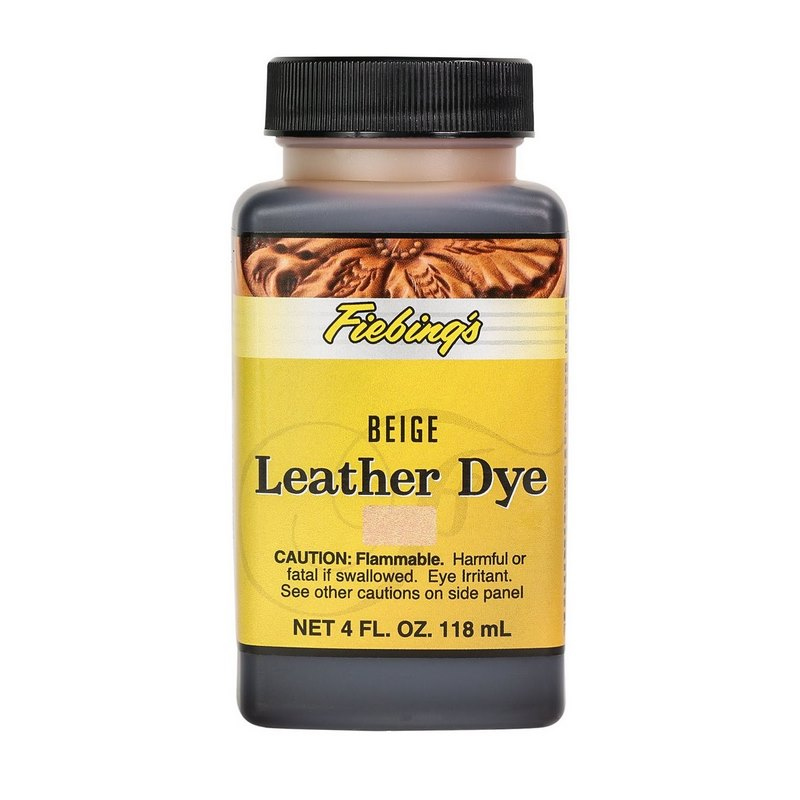 Fiebing's Leather Dye - Beige