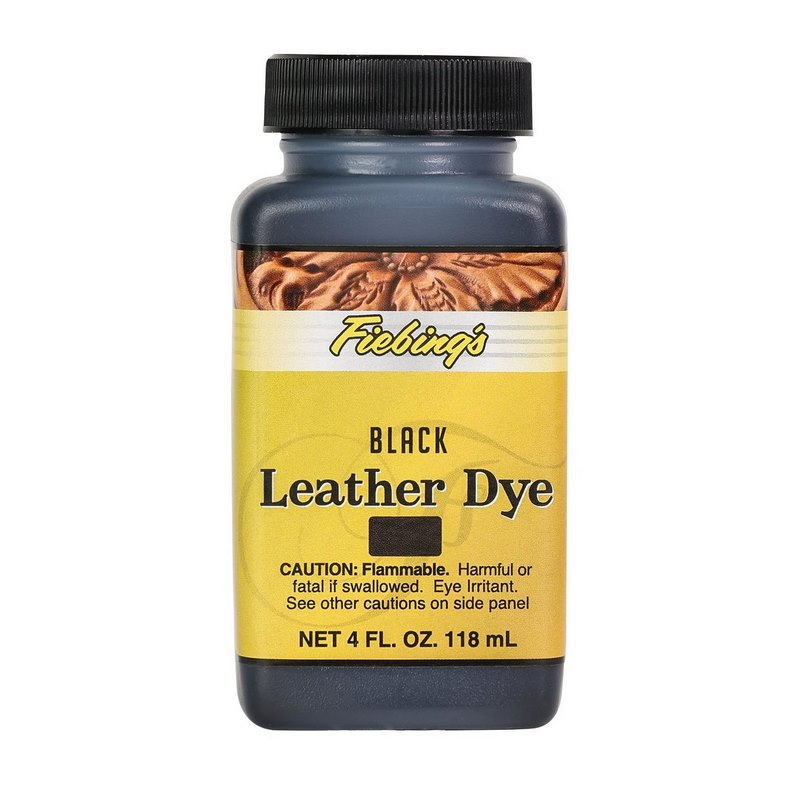 Fiebing's Leather Dye - Black