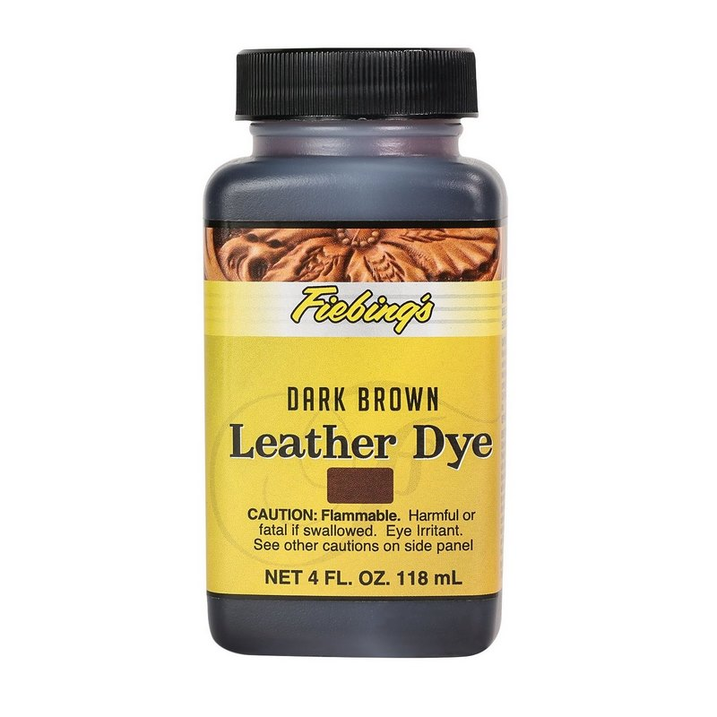 Fiebing's Leather Dye - Dark Brown