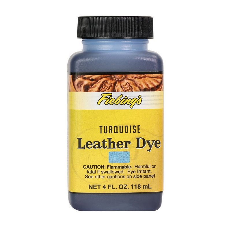 Fiebing's Leather Dye - Turquoise