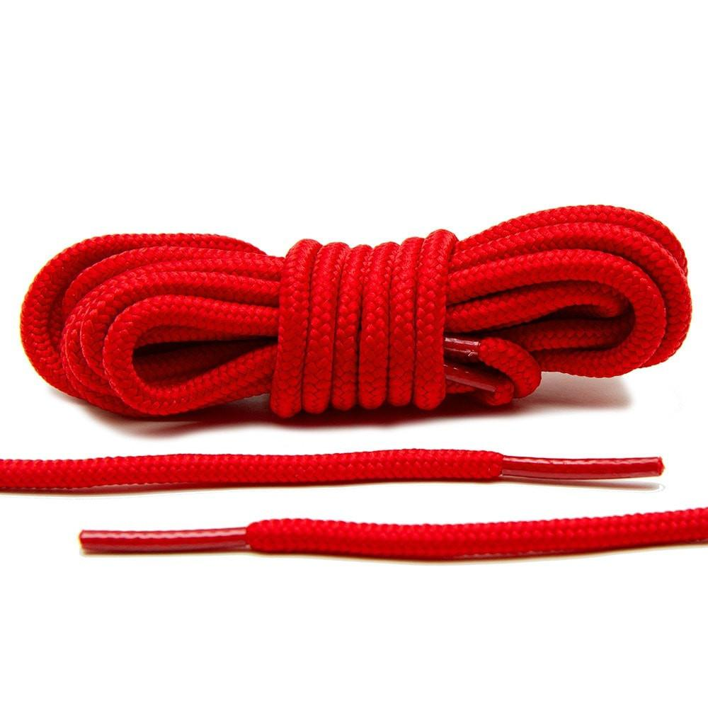 Lace Lab XI Rope Laces - Red