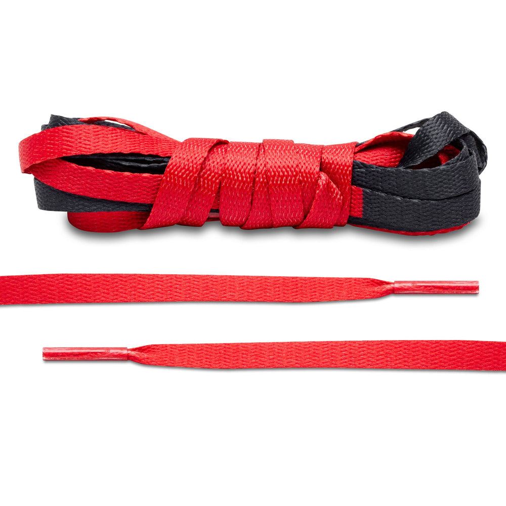 Lace Lab Union Jordan 1 Replacement Shoe Laces - (Red/Black)