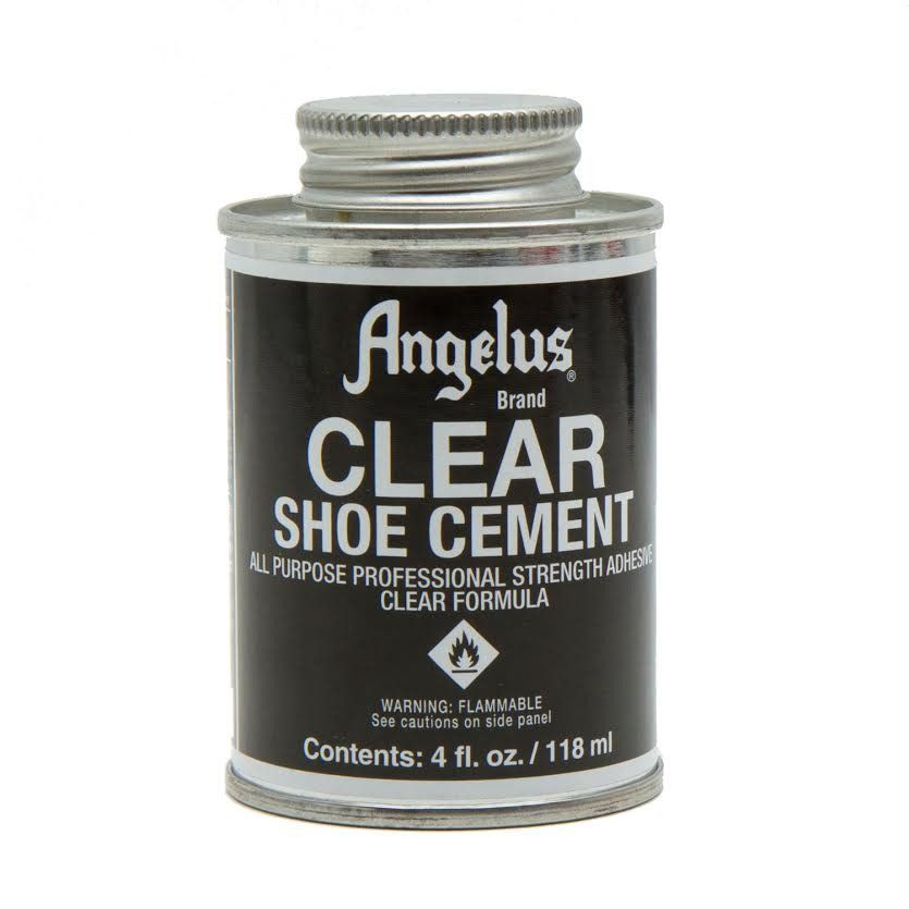 Angelus Clear Shoe Cement (MAINLAND UK ONLY)