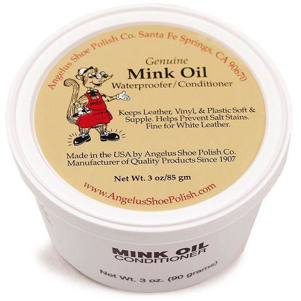 Angelus Mink Oil Paste Tub