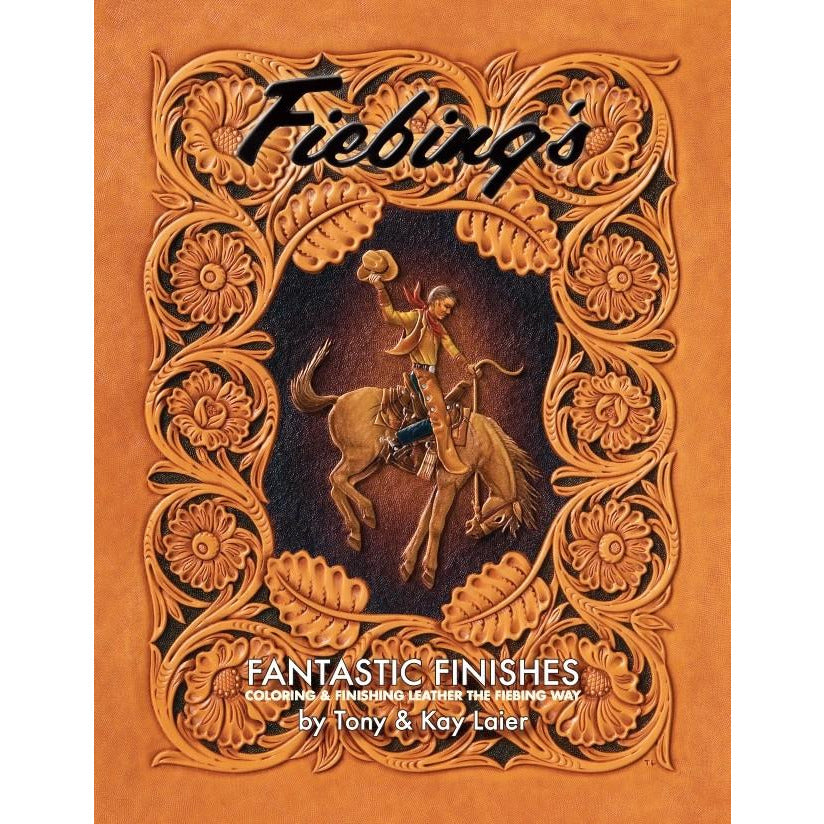 Fiebing's Fantastic Finishes Book
