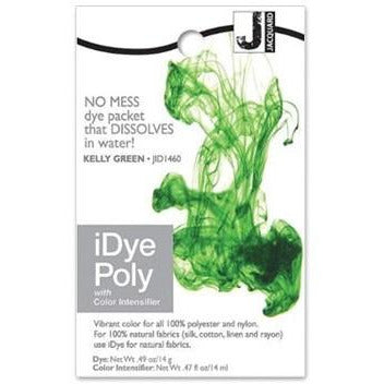 Jacquard iDye Poly - Kelly Green