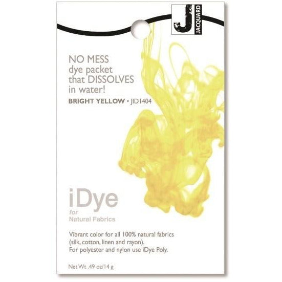 Jacquard iDye Natural - Bright Yellow