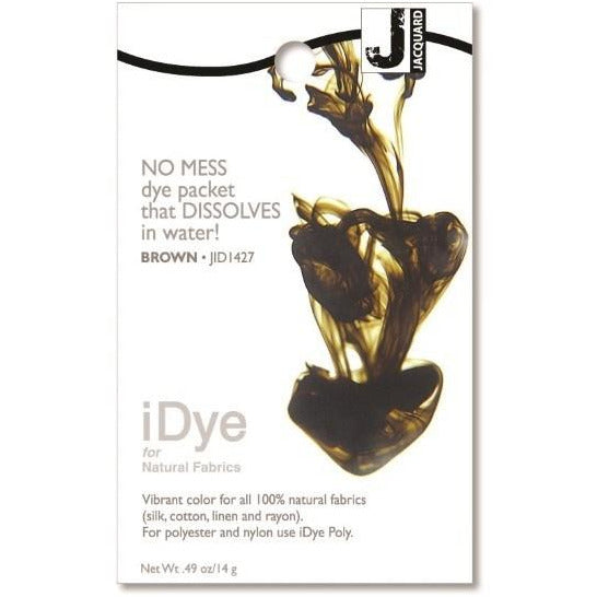 Jacquard iDye Natural - Brown