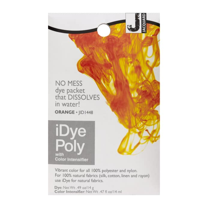 Jacquard iDye Poly - Orange