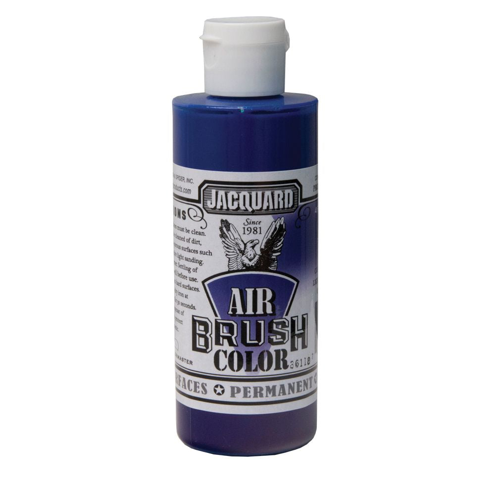 Jacquard Airbrush Colors - Bright Blue