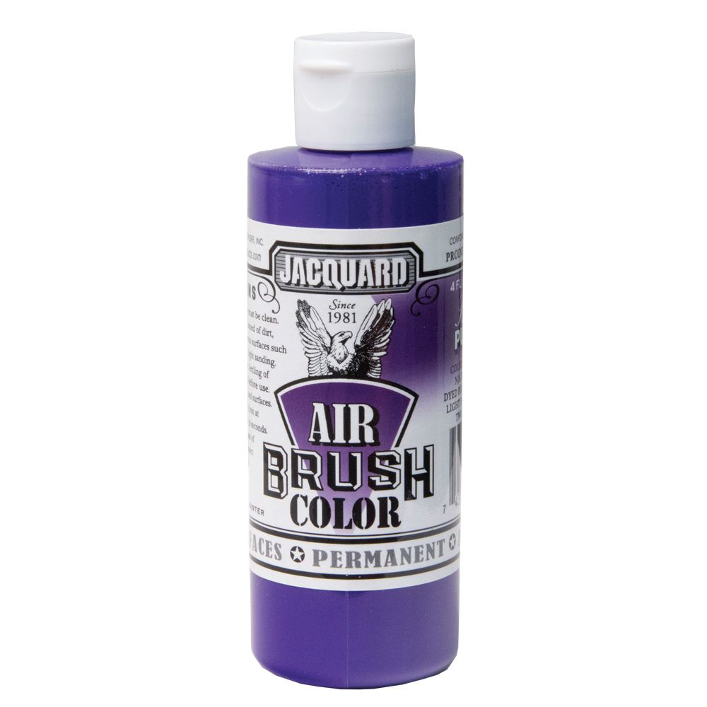 Jacquard Airbrush Colors - Bright Purple