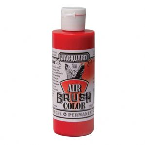 Jacquard Airbrush Colors - Bright Red