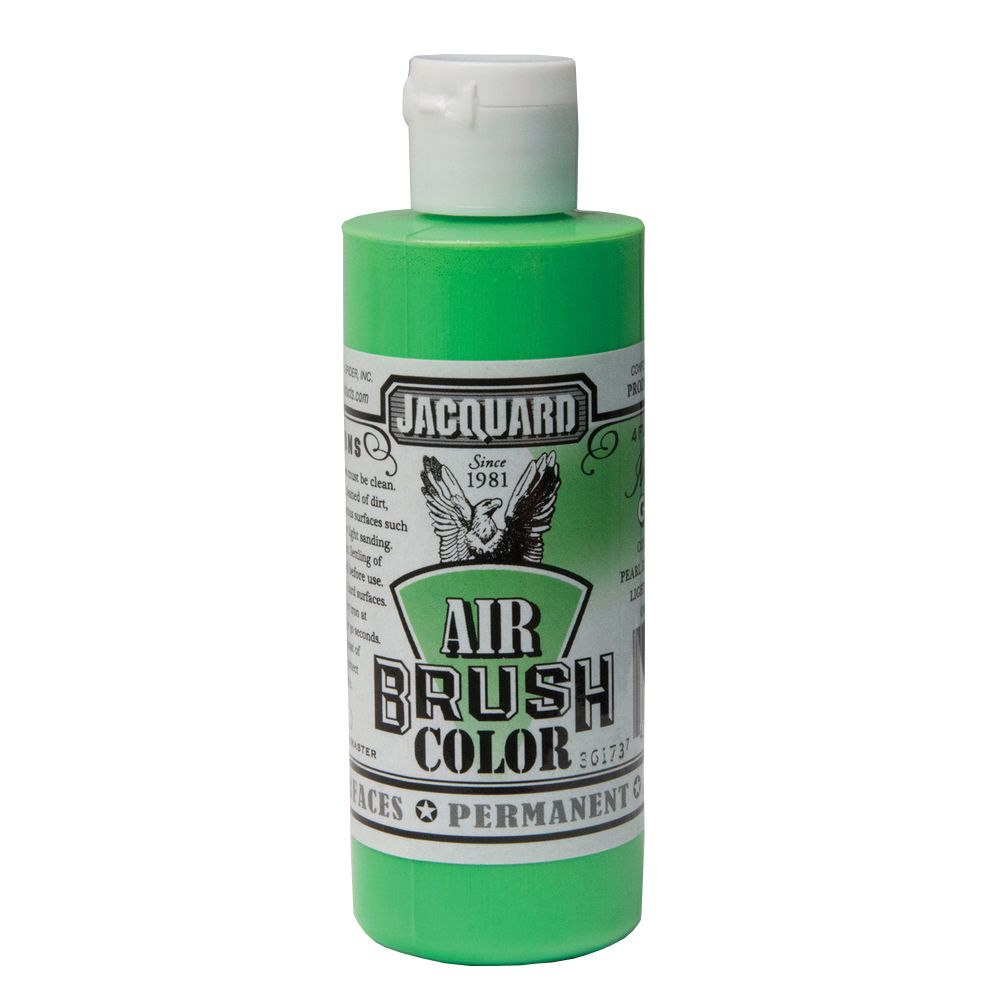 Jacquard Airbrush Colors - Iridescent Green