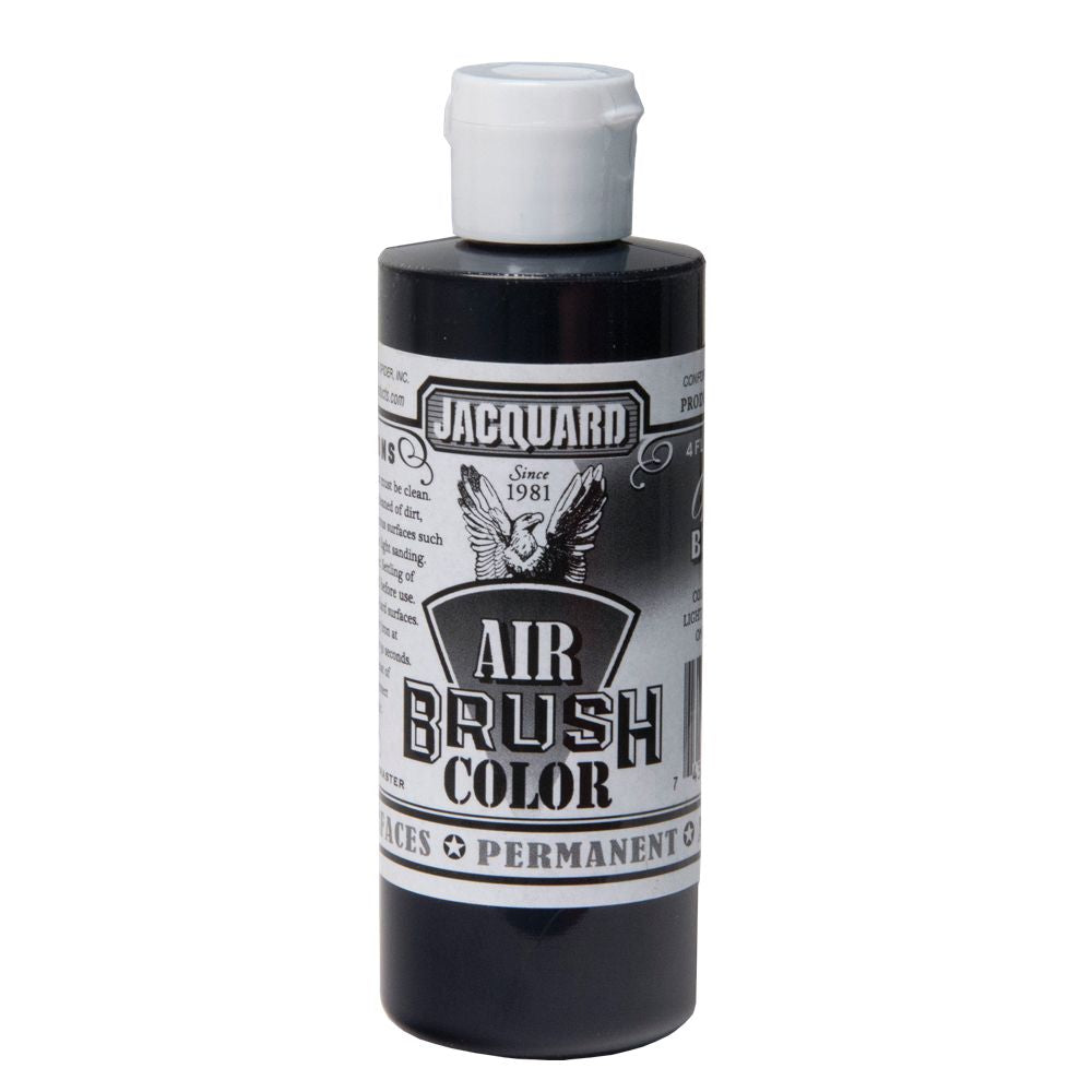 Jacquard Airbrush Colors - Opaque Black