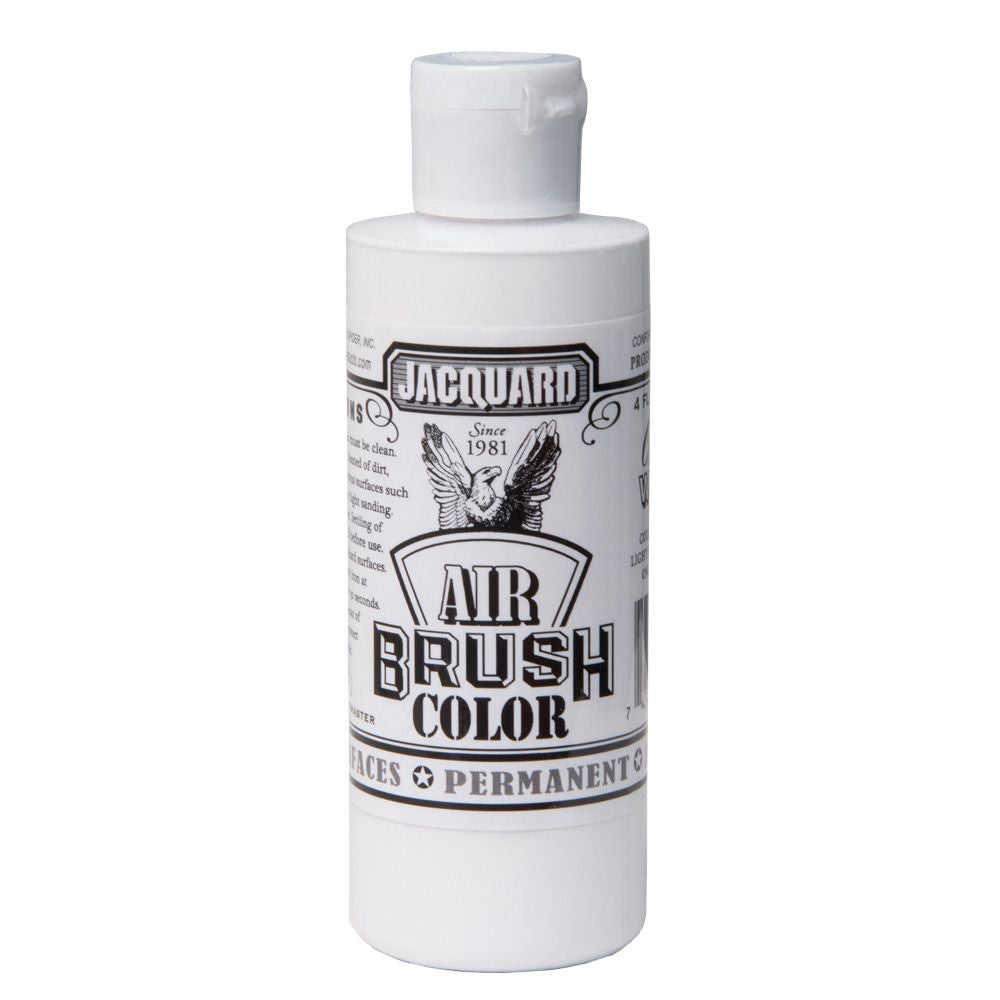 Jacquard Airbrush Colors - Opaque White