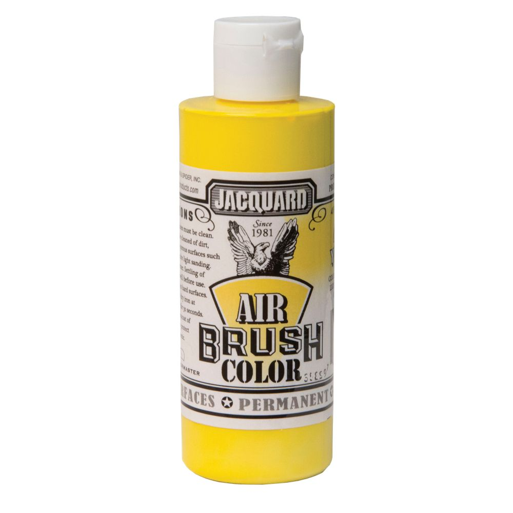 Jacquard Airbrush Colors - Opaque Yellow