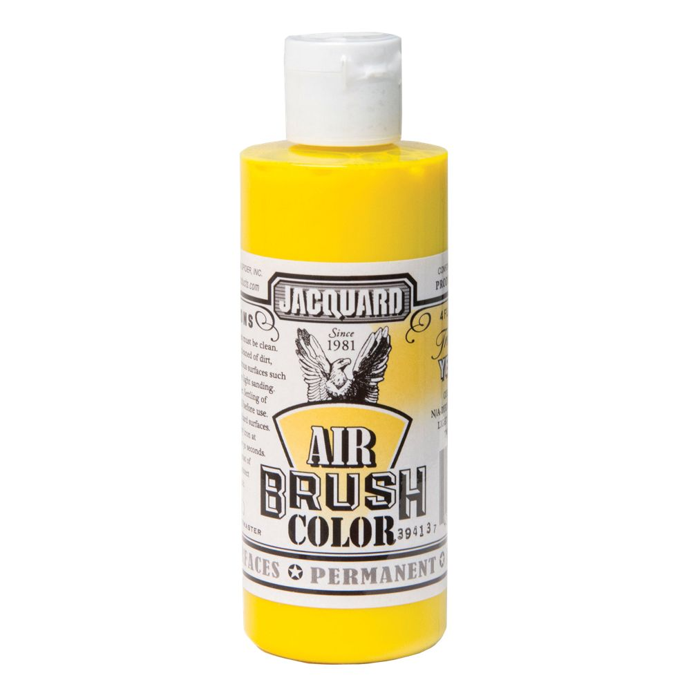 Jacquard Airbrush Colors - Transparent Yellow