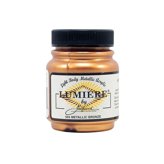 Jacquard Lumiere Paint - Metallic Bronze