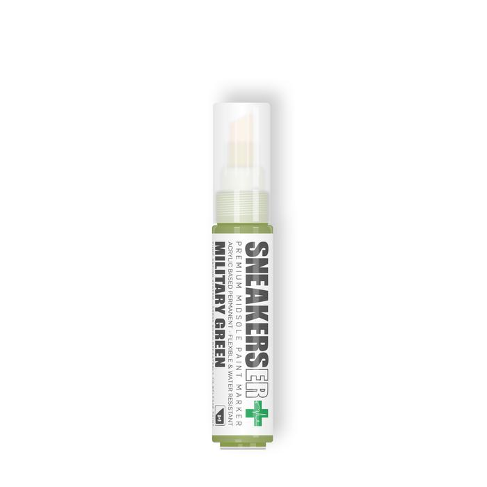 SneakersER Premium Midsole Paint Marker Pen - Military Green