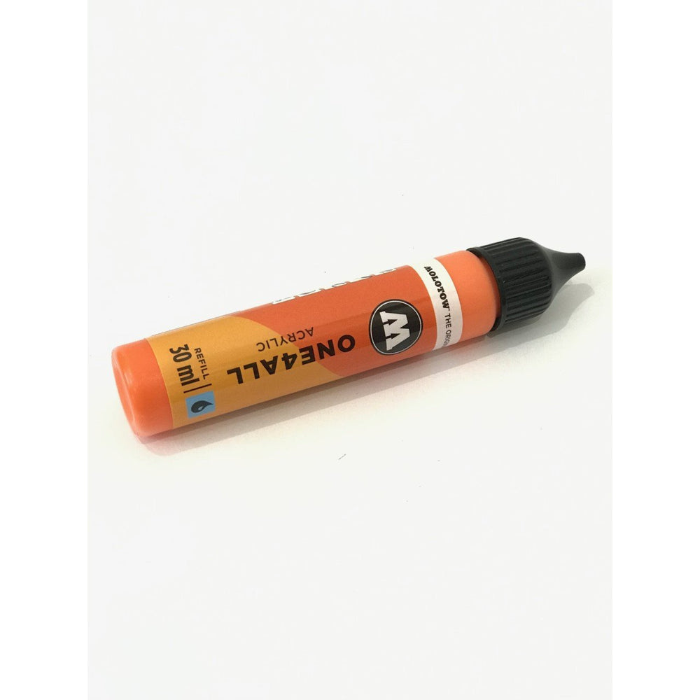 MOLOTOW ONE4ALL Refill - 30ml (#085 Dare Orange)