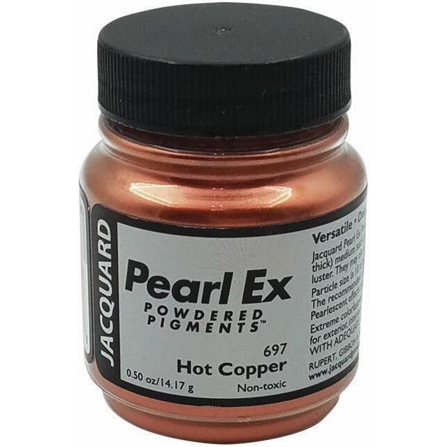Jacquard Pearl Ex Pigments - Hot Copper