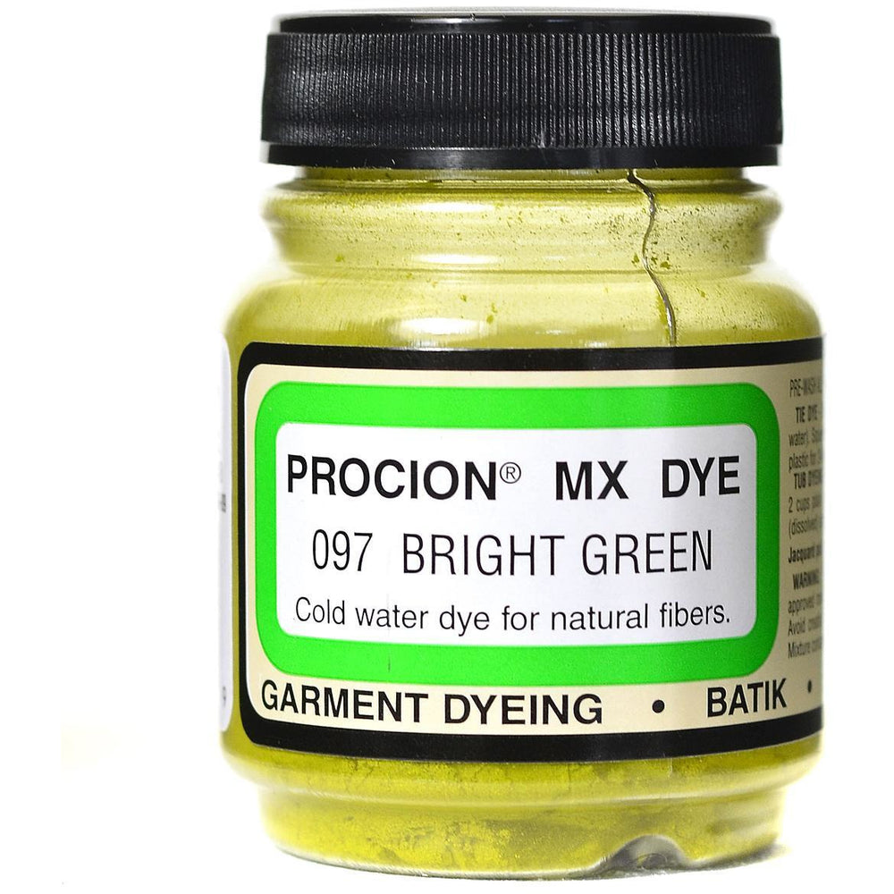 Jacquard Procion MX - Bright Green