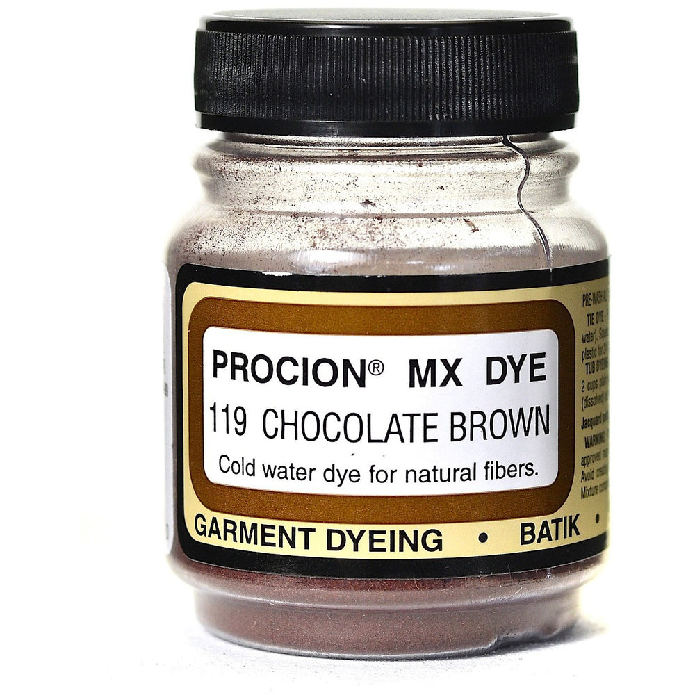 Jacquard Procion MX - Chocolate Brown
