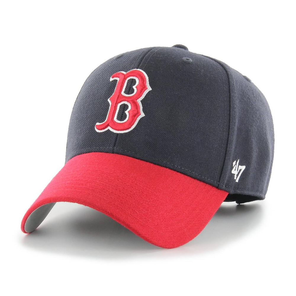 '47 Brand MVP Boston Red Sox Two Tone Cap - Navy