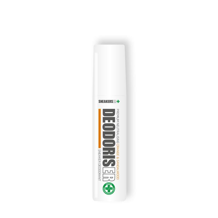 SneakersER Premium Neutralising Deodorant - Orange & Sandalwood