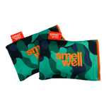 SmellWell Active Odour Eliminating Bags - Camo Green