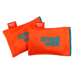 SmellWell Active Odour Eliminating Bags - Geometric Orange