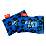 SmellWell Active Odour Eliminating Bags - Leopard Blue