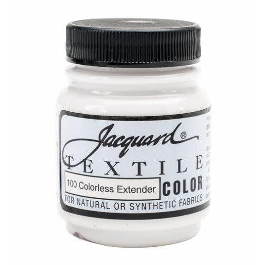 Jacquard Textile Color Paint - Colourless Extender