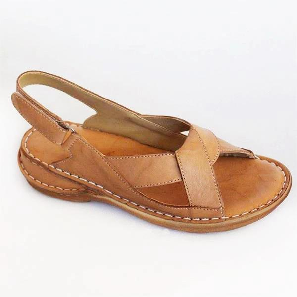 BESTWALK™ Premium New Women's Knotted Comfortable Flat Sandals